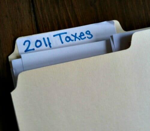 2011-Tax-Folder