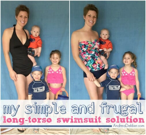 long-torso swimsuits