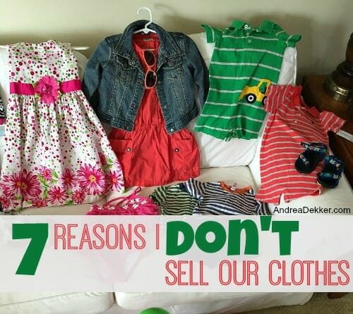 sell clothes