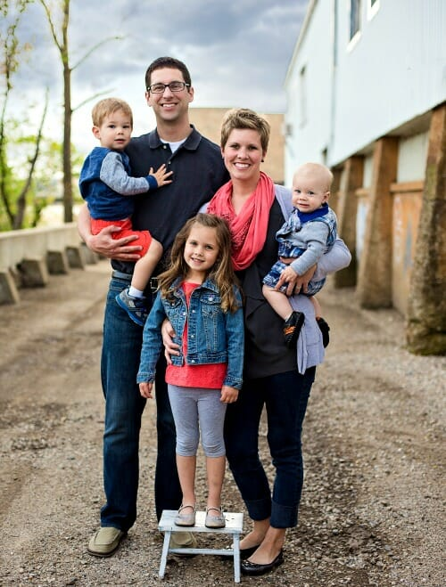Dekker Family Photo