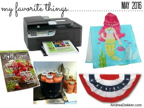 favorite-things-may