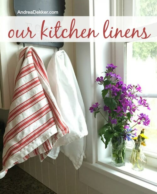kitchen linens