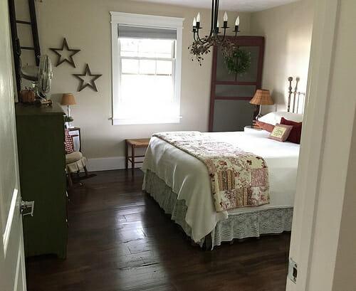 A Master Bedroom \