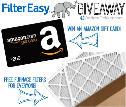 FilterEasy giveaway
