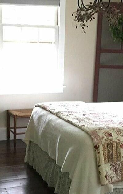 farmhouse master bedroom makeover