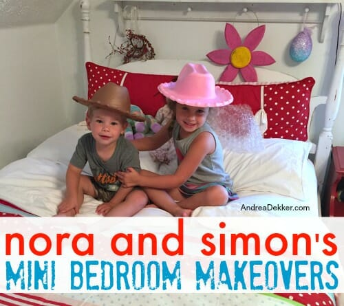 nora and simon's room