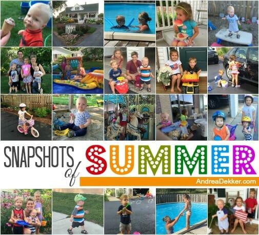 snapshots ofsummer