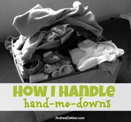 handmedowns