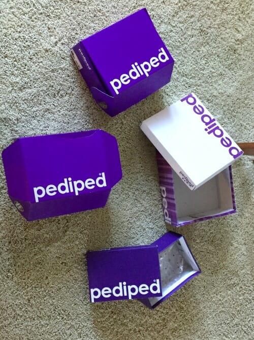 pediped boxes