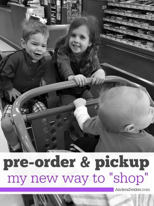 preorder shopping