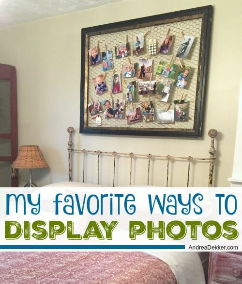 display photos