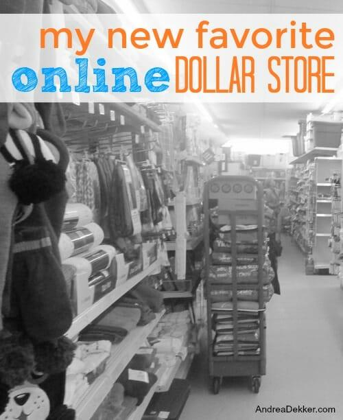 online dollar store