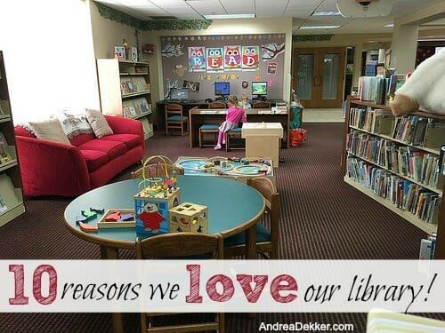 reasons we love our library