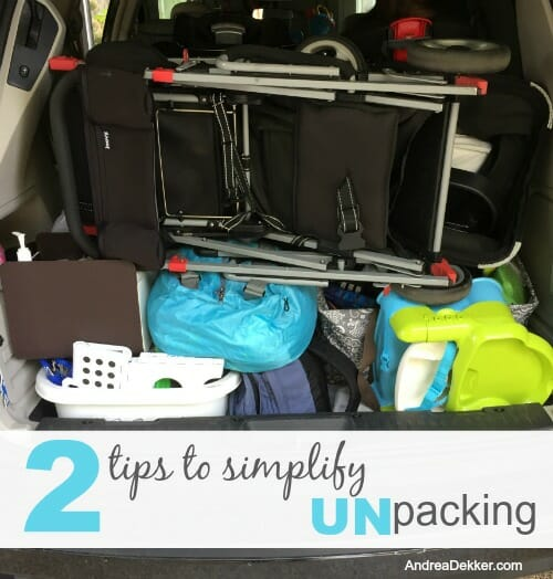 simplify unpacking