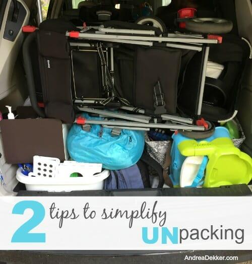 simplify unpacking