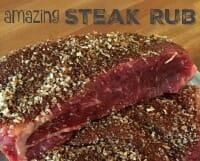 steak rub thumb