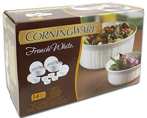 corning wear