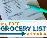 grocery printable thumb