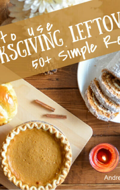 how to use thanksgiving leftovers