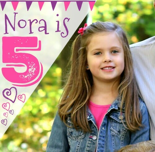nora is 5