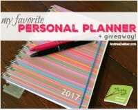 personal planner thumb