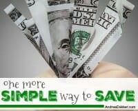 simple save thumb