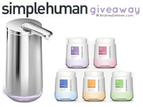 simple human giveaway