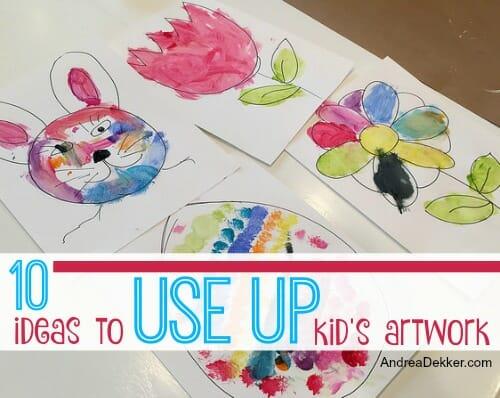 use up artwork