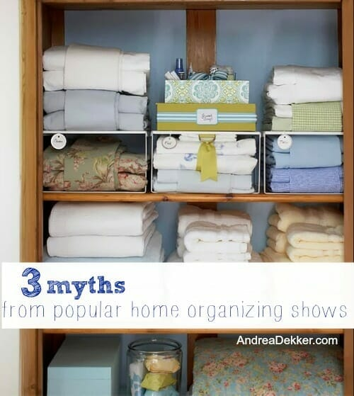 Although I Haven T Watched Much Tv In The Past 7 Years Definitley My Fair Share Of Organizing And Home Makeover Shows Course Life