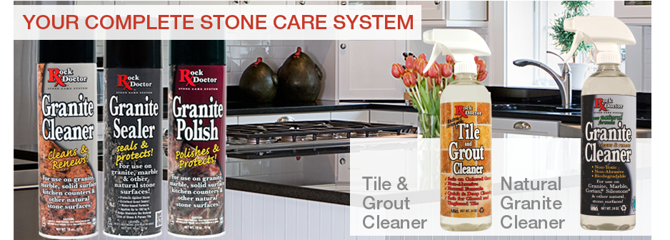 How I Clean And Protect My Stone Surfaces Andrea Dekker