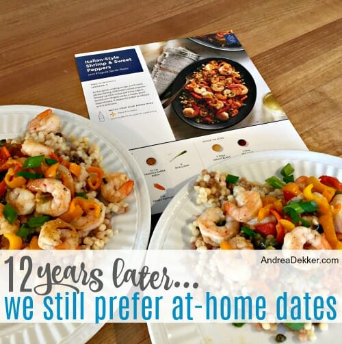 frugal at-home dates
