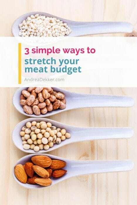 3 simple tips to stretch your meat budget