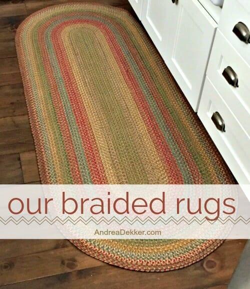 Our Braided Rugs Andrea Dekker