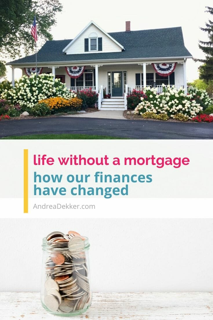 how our finances have change without a mortgage via @andreadekker