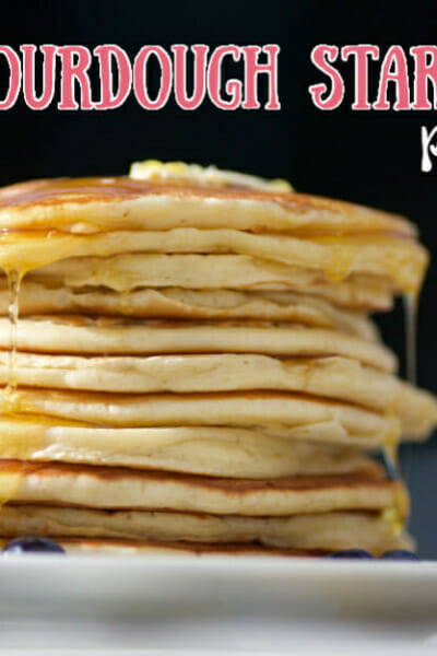 easy sourdough starter pancakes