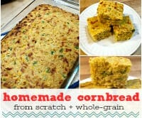 homemade cornbread thumb