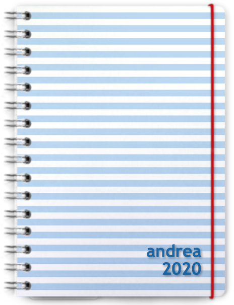 personal planner cover