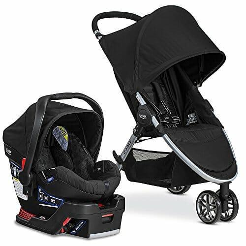 Britax B-Agile Single Stroller