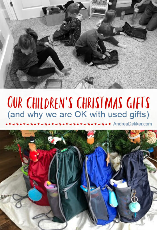 our children's christmas