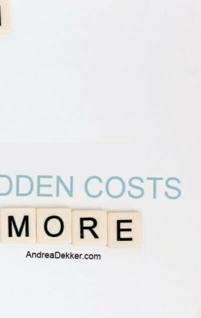 the hidden costs of more