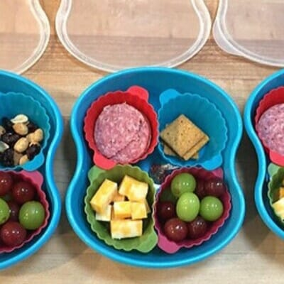 healthy on the go lunches