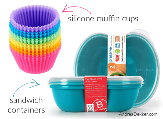 our favorite on-the-go lunch containers