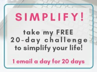20-day email challenge