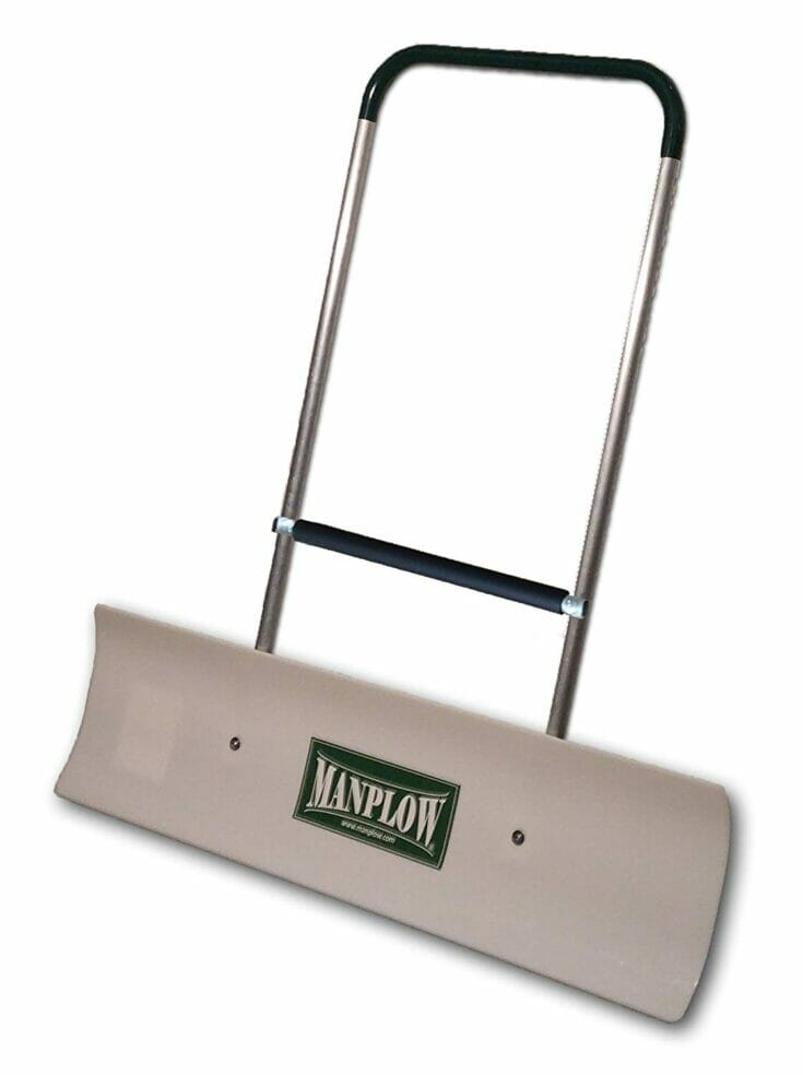 manplow snow shovel