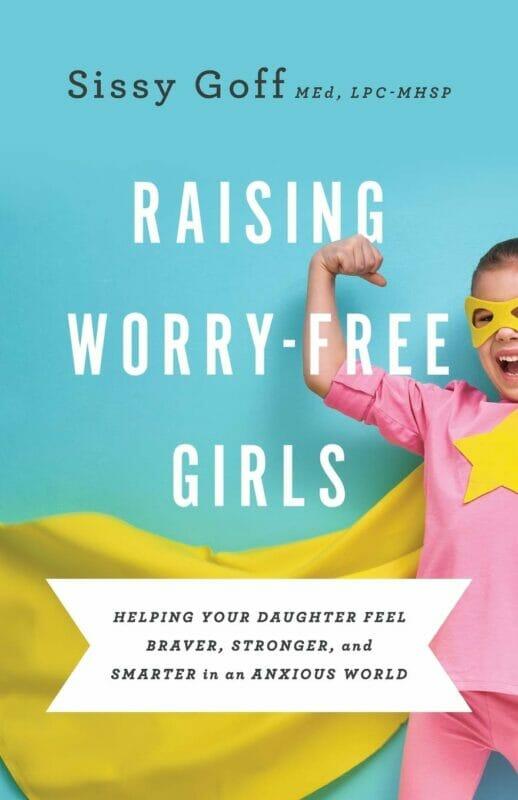 worry free girls book