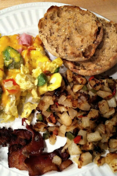 easy hot breakfast ideas