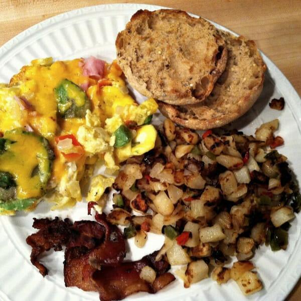 easy hot breakfast ideas