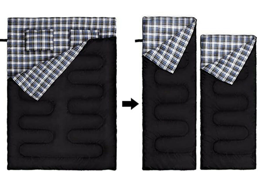 canway sleeping bags