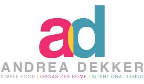 andrea dekker logo