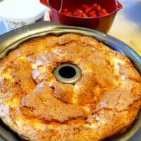 easy angel food bundt cake